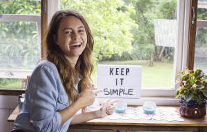KEEP IT SIMPLE.. IS WHAT JORDYN YARKER NEW MUSIC CLIP IS ALL ABOUT