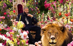 DJ KHALED UNVEILS 'MAJOR KEY' ALBUM COVER AND RELEASE DATE