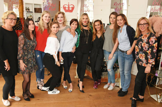 Rimmel Kate Moss 15th Anniversary Event