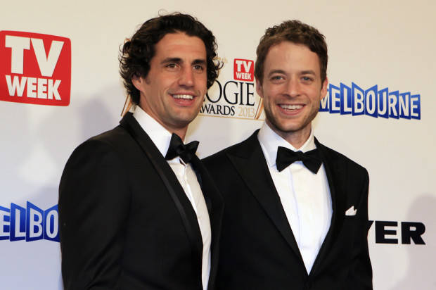 HAMISH & ANDY BACK ON CHANNEL NINE IN 2017