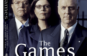 THE GAMES, COMPLETE SERIES ONE & TWO BOXSET IS OUT