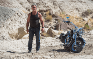 GET YOUR FIRST LOOK AT MEL GIBSON'S 'BLOOD FATHER'
