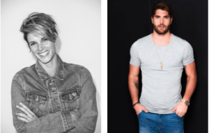 MISSY PEREGRYM & NICK BATEMAN HONOREES AT 2016 GOLDEN MAPLE AWARDS