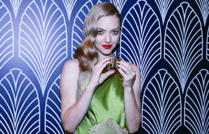 AMANDA SEYFRIED IS A FEARLESS BEAUTY FOR SHISEIDO IN CHINA