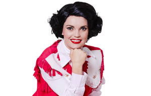 COURTNEY CONWAY IS 'ALWAYS… PATSY CLINE'
