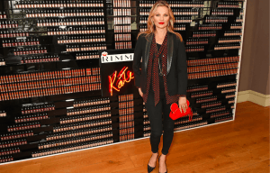 KATE MOSS CELEBRATES 15 YEARS OF PARTNERSHIP WITH RIMMEL