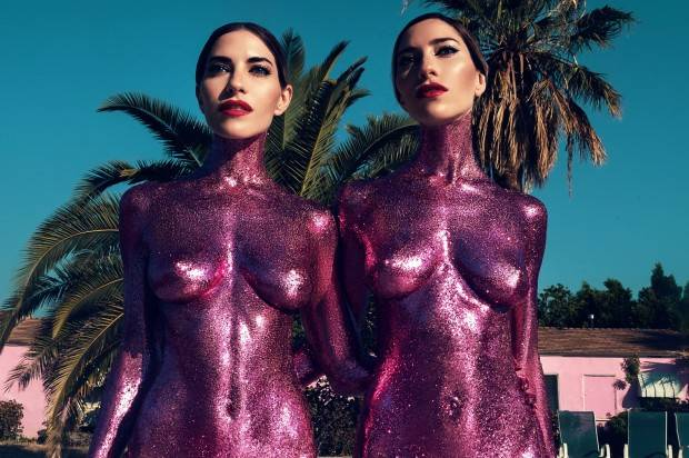 THE VERONICAS ANNOUNCE NEW SINGLE 'IN MY BLOOD'