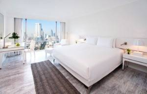 CHIC STAYS IN THE CITY AT BANGKOK'S TRENDIEST LIFESTYLE HOTEL