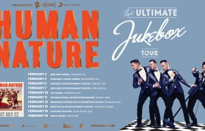 HUMAN NATURE ANNOUNCE TOUR FOR FEBRUARY 2017