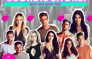 JOIN OUR GEORDIE EXPERTS FOR 'GEORDIE SHORE: WHY AYE LOVE YOU'