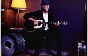 PETER GARRETT'S DEBUT SOLO ALBUM 'A VERSION OF NOW'
