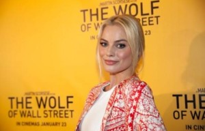 MARGOT ROBBIE SHINES AS STAR INSIDE AND OUT