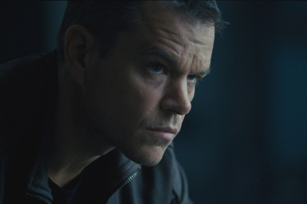 CINEMA RELEASE: JASON BOURNE