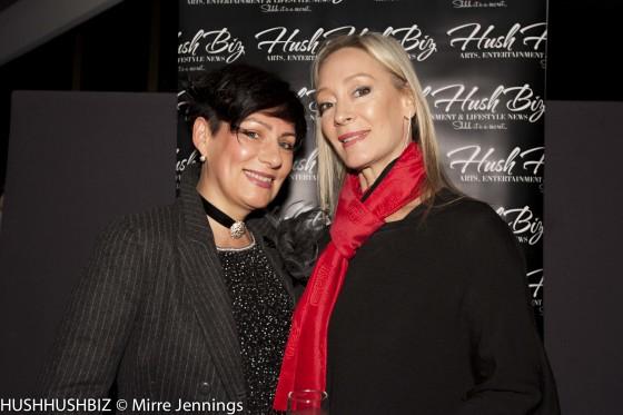 Irena Parker and Sharon Jaklofsky