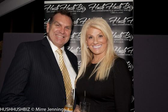 Glenn Murrihy and Liz Murrihy