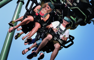 A VIRTUAL REALITY COASTER IS COMING TO MOVIE WORLD
