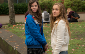 HAILEE STEINFELD IS ON 'THE EDGE OF SEVENTEEN'