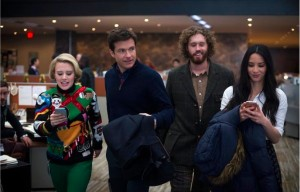 JASON BATEMAN IS HAVING AN OFFICE CHRISTMAS PARTY