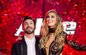 ALFIE ARCURI CROWNED WINNER  OF THE VOICE