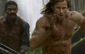 CINEMA RELEASE:  REVIEW – THE LEGEND OF TARZAN