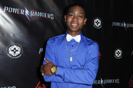 RJ Cyler (Billy the Blue Ranger)