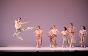 On Centre Stage: Lest We Forget. Queensland Ballet