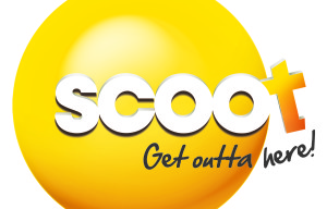 OPA! All Aboard, we are going to Greece with Scoot Airlines
