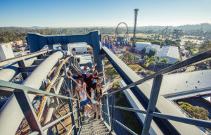 BE A VIP AT  Movie World With The Star Tour