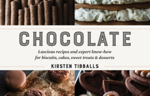Book review: Chocolate by Kirsten Tibballs