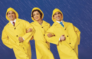 FINAL SEATS ON SALE AND JUST THREE WEEKS TO GO FOR SINGIN' IN THE RAIN