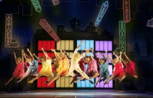 SINGIN' IN THE RAIN OPENS  AT QPAC