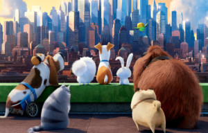 CINEMA RELEASE: THE SECRET LIFE OF PETS