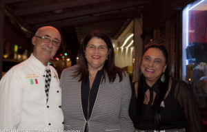 ITALIAN FEAST  IT WAS AT BELLA TIARNIE WITH SPECIAL GUEST  HON GRACE GRACE MP
