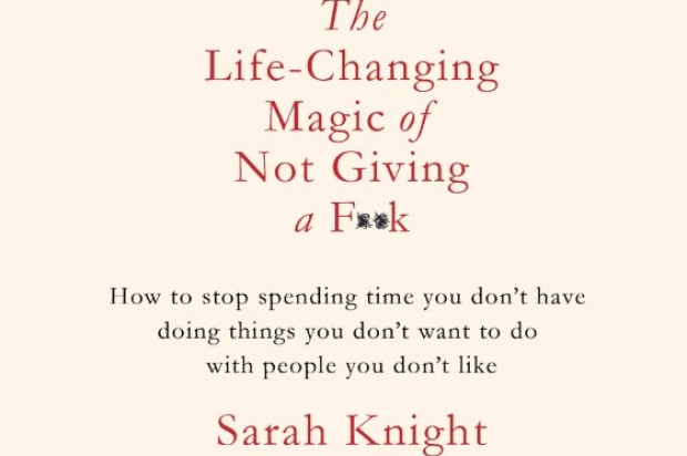 BOOK REVIEW: THE LIFE-CHANGING MAGIC OF NOT GIVING A F**K