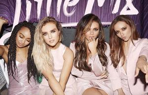 LITTLE MIX RELEASE FIRST SINGLE 'Shout Out To My Ex'