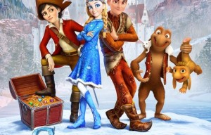 Thumbs up for franchise film The Snow Queen