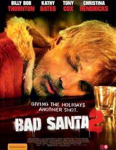 Bad Santa 2 Is Coming To Cinema Near You