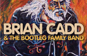 BRIAN CADD IS BACK WITH NEW SOLO ALBUM