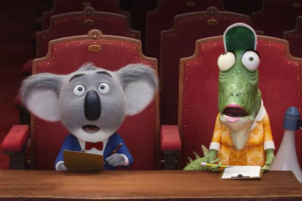 CINEMA RELEASE: SING