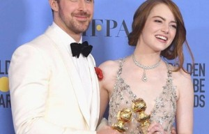 WINNERS LIST GOLDEN GLOBE 2017 AND LA LA LAND TOPS IT
