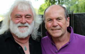GLENN SHORROCK & BRIAN CADD ARE BACK AT TWIN TOWNS