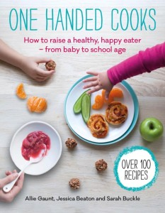 One Handed Cooks: How To Raise a Healthy, Happy Eater- From Baby To School Age.
