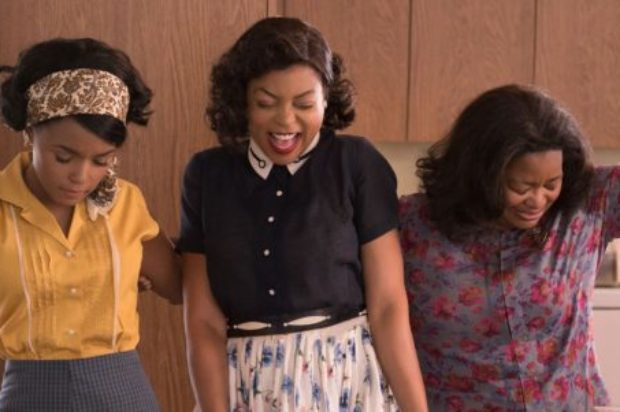 CINEMA RELEASE: HIDDEN FIGURES