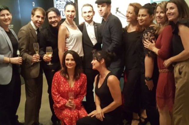 QUEENSLAND THEATRE : OPENING NIGHT OF  CONSTELLATIONS