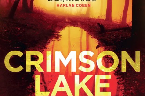 Book Reviews :Crimson Lake by Candice Fox