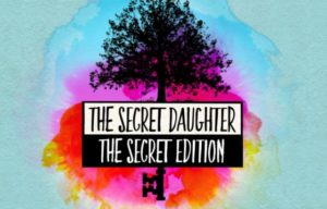 JESSICA MAUBOY IS THE SECRET DAUGHTER – THE SECRET EDITION