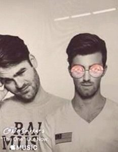 THE CHAINSMOKERS SHARE NEW TRACK 'THE ONE'