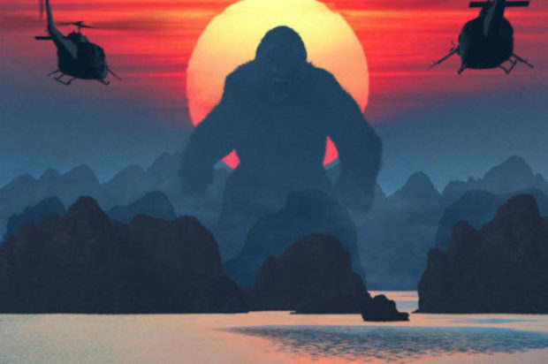 CINEMA RELEASE: KONG: SKULL ISLAND