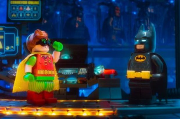 CINEMA RELEASE: THE LEGO BATMAN MOVIE