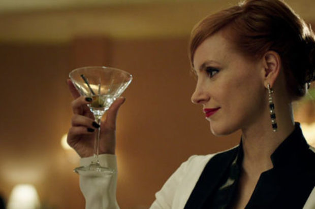 CINEMA RELEASE: REVIEW OF  MISS SLOANE